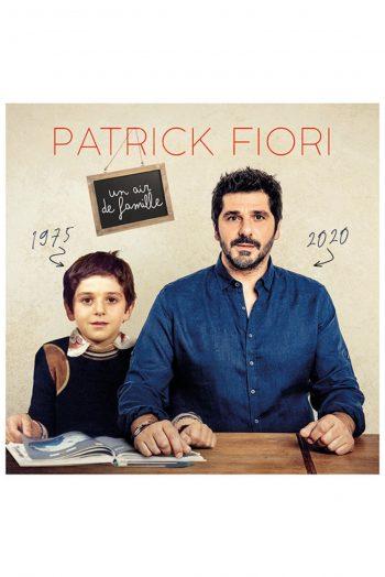 Patrick Fiori affiche web