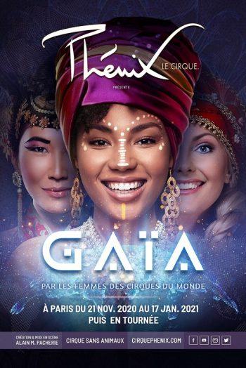 Le cirque phenix Gaïa