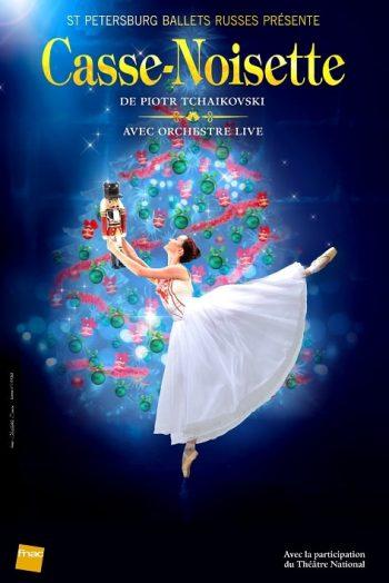 Casse Noisette St Petersbourg Ballet Theatre