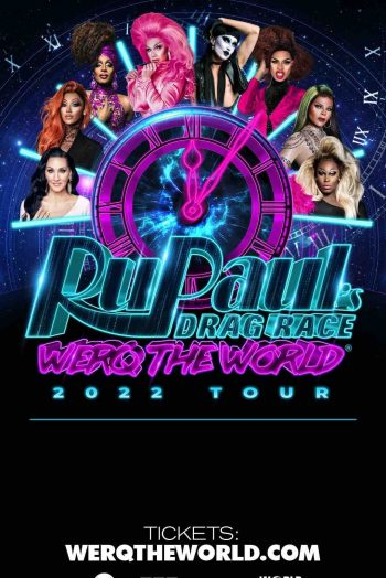 RuPaul's drag race - Affiche 2022