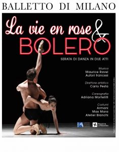 Affiche Ballet de Milan