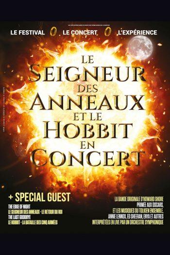 Le seigneur des anneaux et le hobbit concert