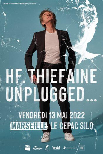 Hubert Félix Thiéfaine affiche concert